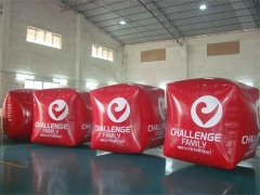 Challenge Family Floating Inflatable Buoys