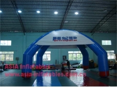 Welding Inflatable Dome Tent
