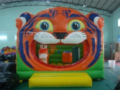 Bouncer de tigre gonflable