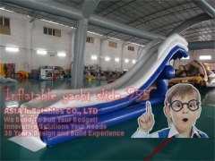 18 Foot Inflatable Yacht Slide