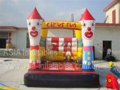 Gonflable clown bouncer
