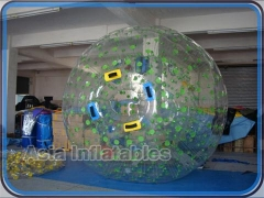 Balle de points de couleur zorb