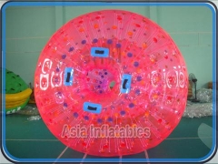 Couleur pourpre zorb ball