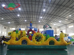 funland gonflable