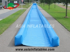 30m single lane inflatable city slide