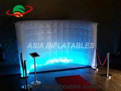 inflatable backdrop photo booth wall