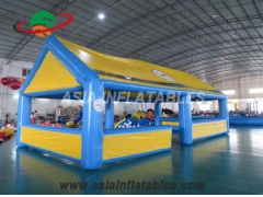 cabine gonflable