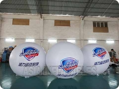 Safeguard Branded PVC Inflatable Balloon and Balloons Show