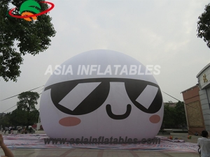 Inflatable Smile Ball For Decorations