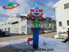 Inflatable Clown Air Dancer