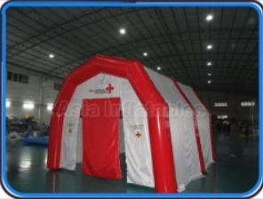 Inflatable Medical Tents